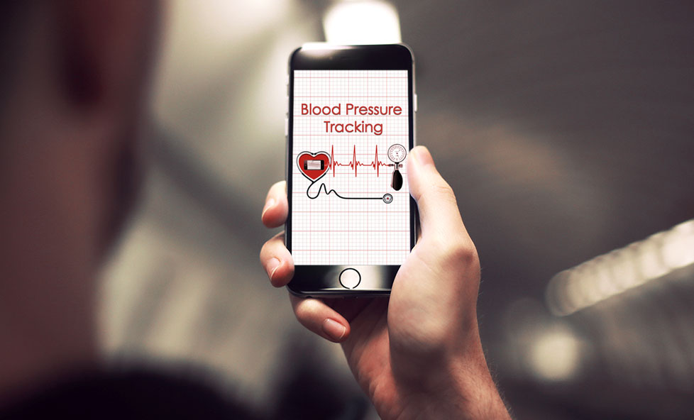 BP Tracker, Blood Pressure tracking Android application