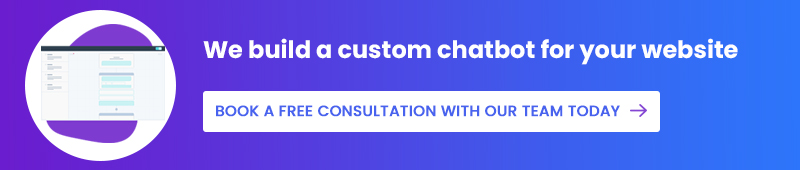 build a custom chatbot for your website