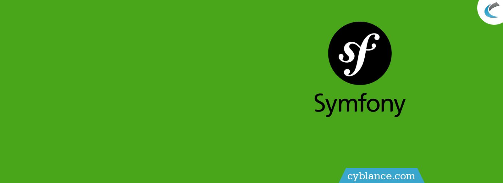 Symfony - a PHP framework