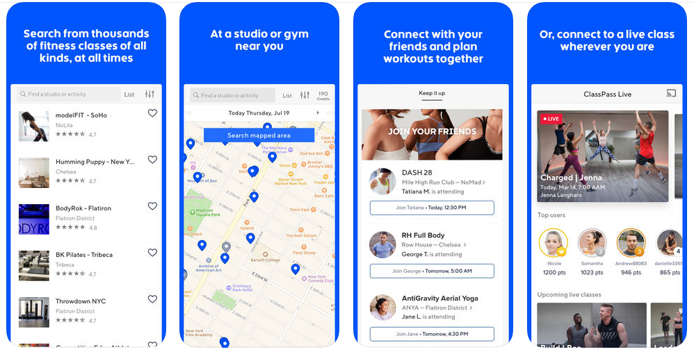 Mobile Applications for Health & Fitness