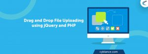 Steps to implement drag and drop file uploading function using PHP and jQuery