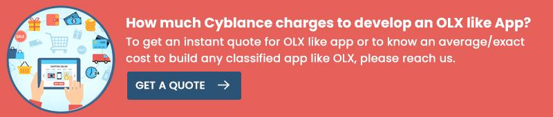 Develop an OLX like App
