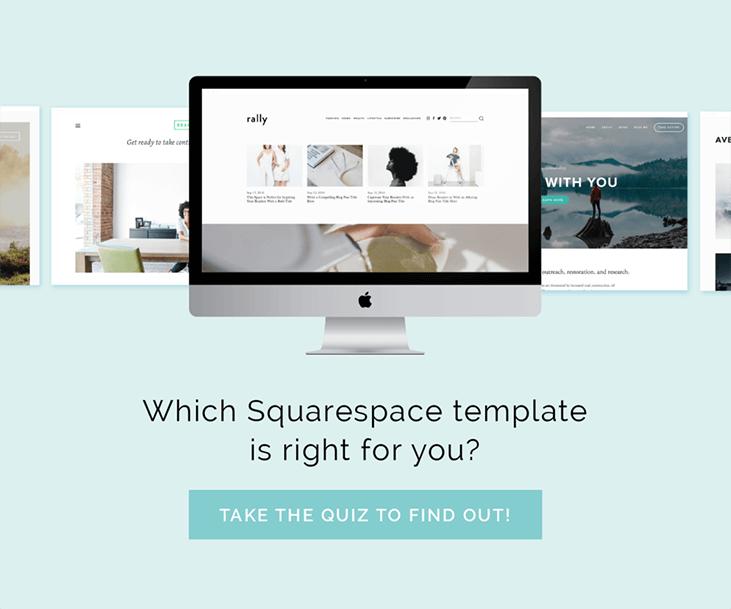 Squarespace Templates