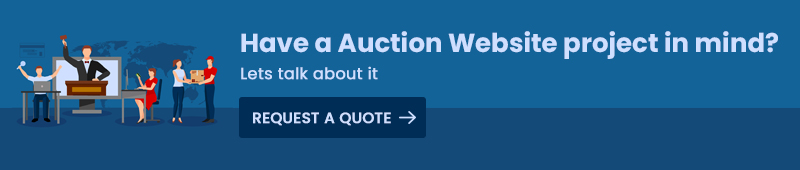 Have a Auction Website project in mind?