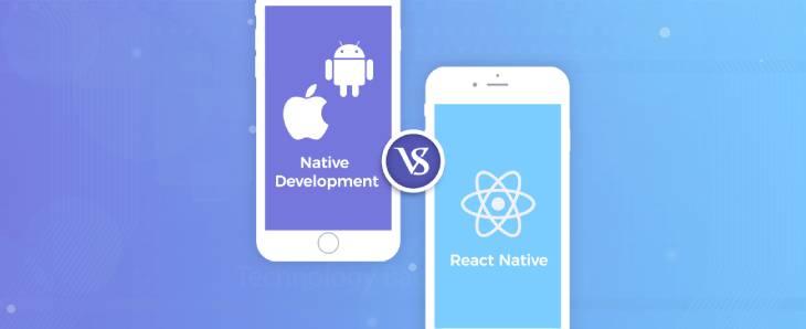 native app vs React native app