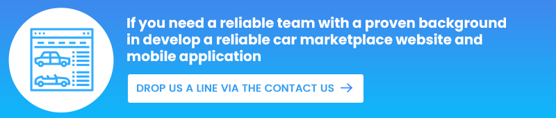Develop Car Marketplace Website