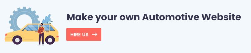 Make Automotive Dealer Website