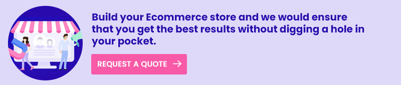 Build your ecommerce store